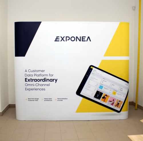 exponea pop up 3x3 rovný